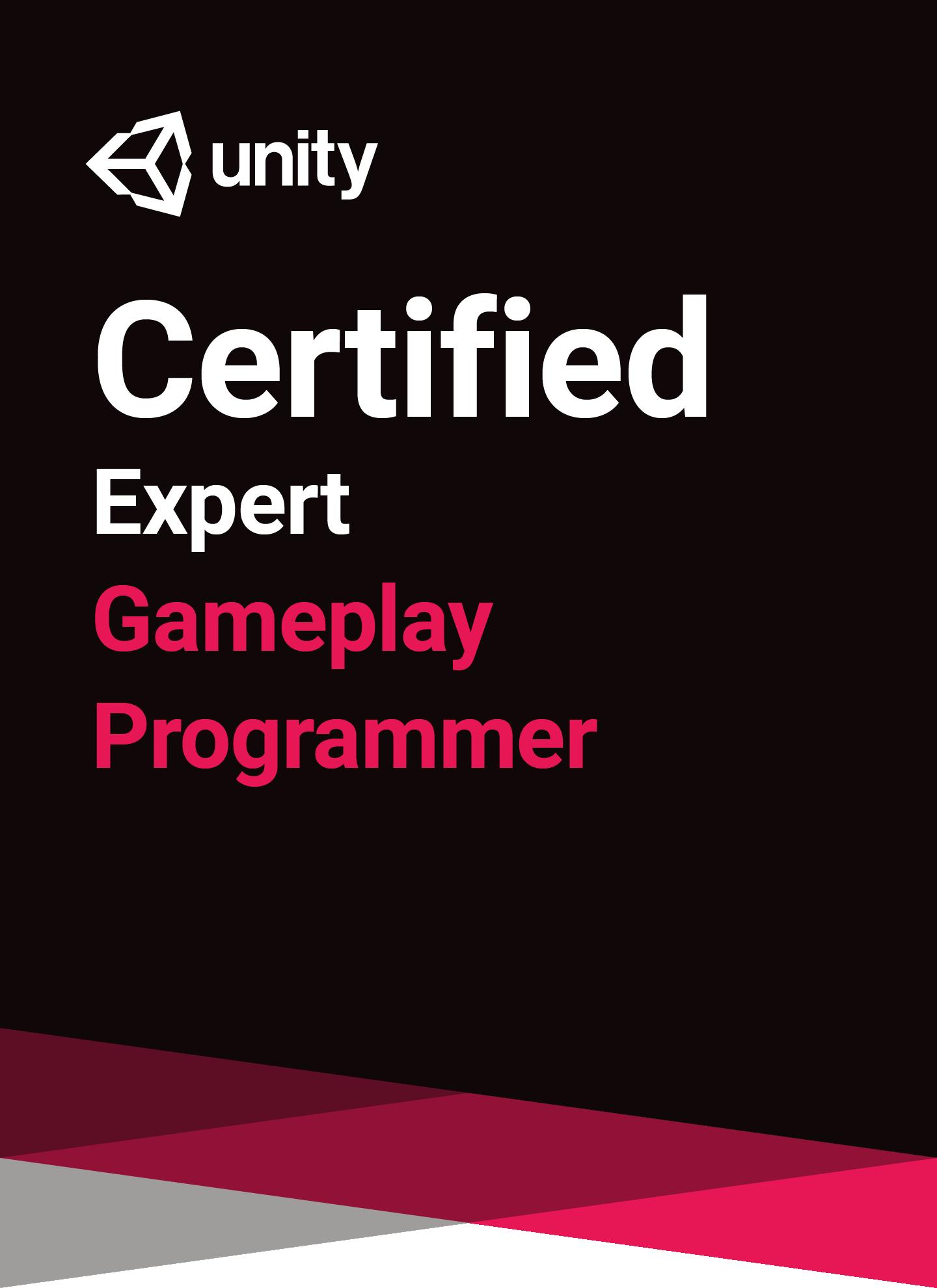 ゲームプレイプログラマー試験