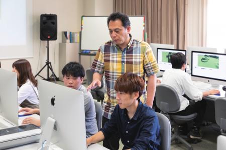 帝塚山学院大学/Unityを活用して学生が「やりたいこと」を見つける