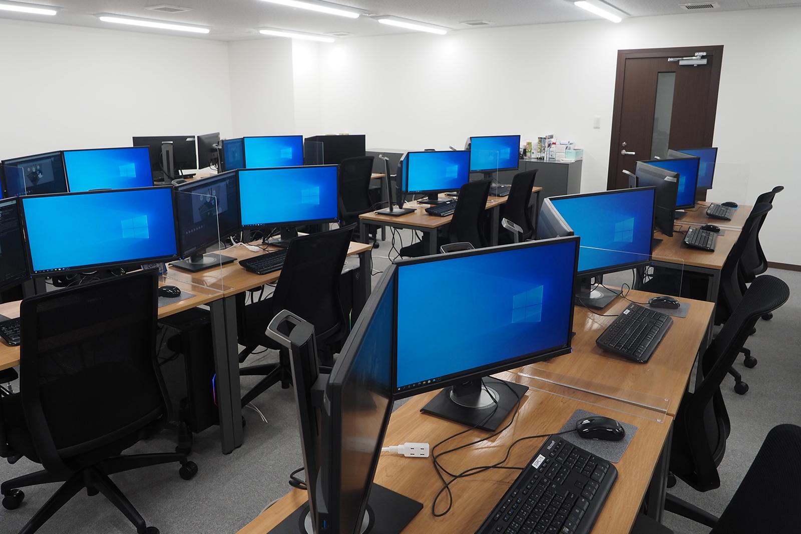 Unityトレーニングセンター 大門